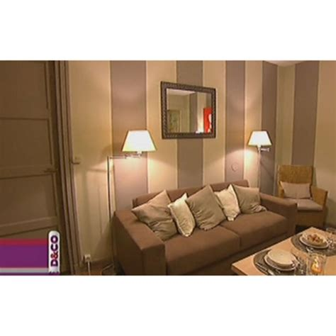 decoration marron et beige d 233 co salon beige et marron