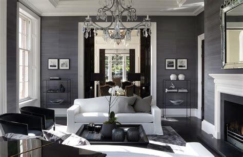 Living Room Interior Ideas Grey