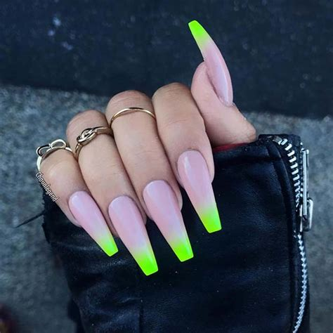tasteful ways  wear long coffin nails crazyforus