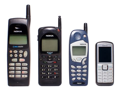 when did cell phones become popular top 10 best nokia cell phones of all time phenomtech