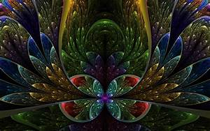 3D Fractal Wallpapers