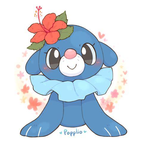 cute popplio pokemon sun  moon   meme