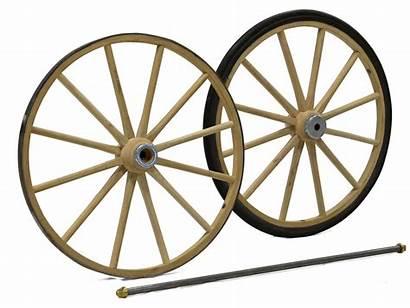 Wheel Wagon Hobby Wood Tire Rubber Steel