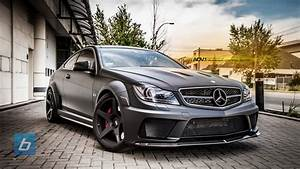 Mercedes-benz, C63, Amg, Coupe, Black, Series, Eye, Candy