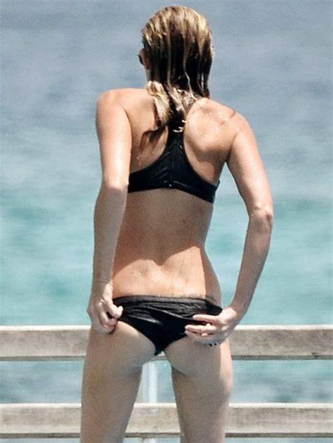gretzky paulina bikini barbados naked haha beach retro sawfirst learned vacation pussy ever
