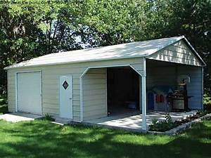 Carport Vor Garage : metal building kits prices barn metal carport metal sheds carport kits portable garages ~ Sanjose-hotels-ca.com Haus und Dekorationen