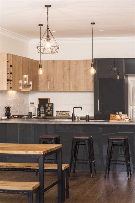 rustic paradise kaboodle kitchen