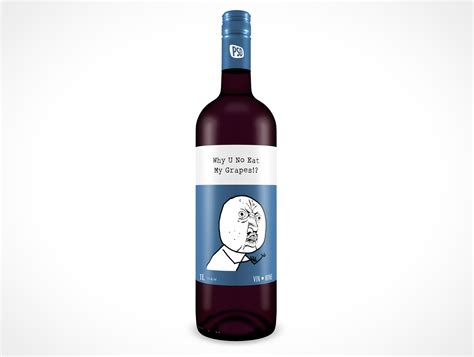 wine bottle wine001 market your psd mockups for wine