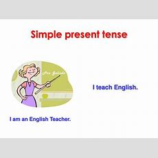 Ppt  Simple Present Tense Powerpoint Presentation Id6730486