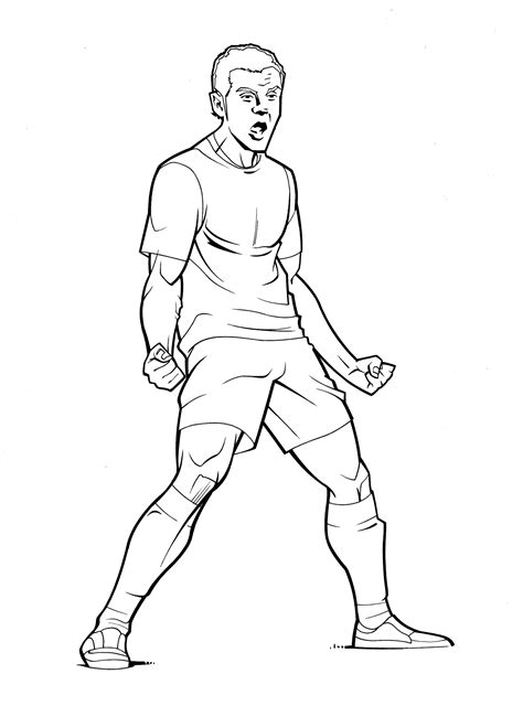 football coloring pages  kids fun coloring printable