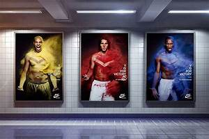 20 Free Subway Ad Mockups For Effective Outdoor ...