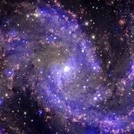 Galaxy Fireworks