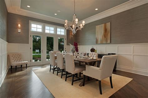 Formal Dining Room Ideas; How To Choose The Best Wall