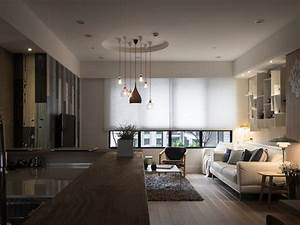 Modern Apartment In European Style In Taiwan From ...