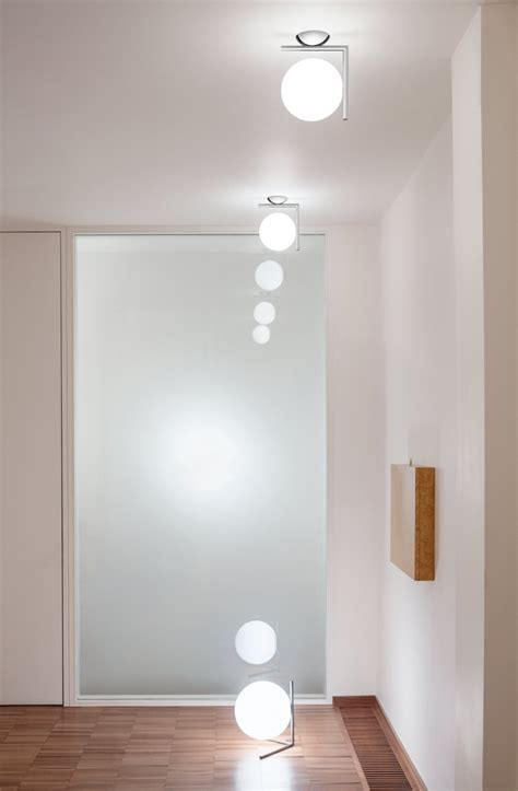 ic lights cw  michael anastassiades  flos  interiors