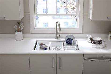 c kitchens with sink faucet k 5540 na in stainless steel by kohler 5093