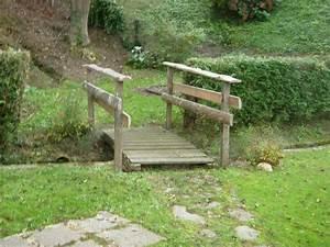 Petit Pont En Bois : petit pont bois ~ Melissatoandfro.com Idées de Décoration