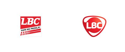 Brand New: New Logo and Identity for LBC Express by Tangible
