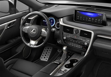 2018 Lexus Rx  350 F Sport, 350l, 450h, Redesign, Price