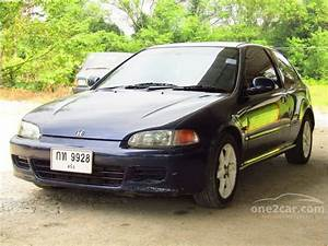 Honda Civic 1995 Ex 1 5 In  U0e20 U0e32 U0e04 U0e43 U0e15 U0e49 Automatic Hatchback  U0e2a U0e35