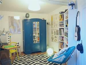 Chambre Pour Ado : deco une chambre d ado ritalechat ~ Farleysfitness.com Idées de Décoration