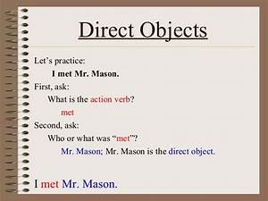 Direct And