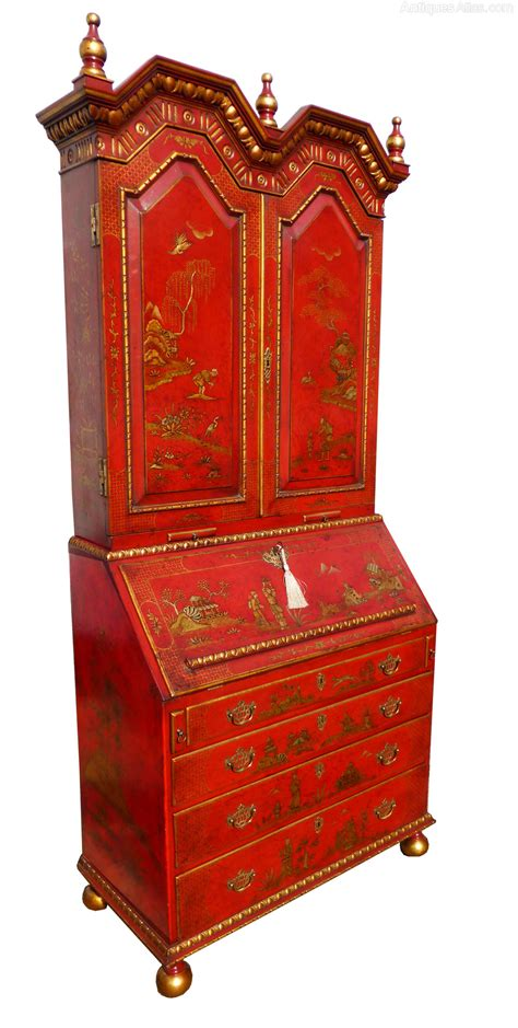 bureau bookcase antique chinoiserie bureau bookcase antiques atlas