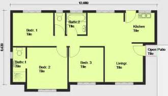 Mansion Floor Plans Free House Plans Building Plans And Free House Plans Floor Plans From South Africa Plan Of The
