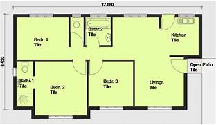 House Plans Building Plans And Free House Plans Floor Plans From South Afri