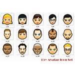 Avatar Icons Avatars Cool Profile Icon Business