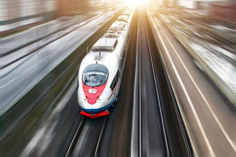 High-speed from Moscow to Saint Petersburg with the Sapsan