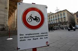 Amende Stationnement Bordeaux : stationnement en centre ville les deux roues vont ils passer la caisse sud ~ Medecine-chirurgie-esthetiques.com Avis de Voitures