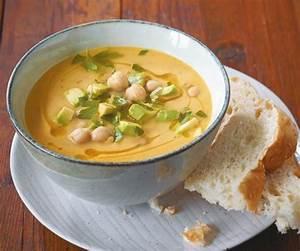 Kichererbsen Möhren Suppe Rezept [ESSEN UND TRINKEN]