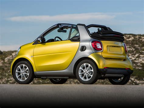 Smart Fortwo 2017 2017 smart fortwo price photos reviews features