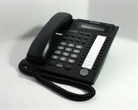 polycom analog desk phone vista phones panasonic kx t7730 black telephone 3