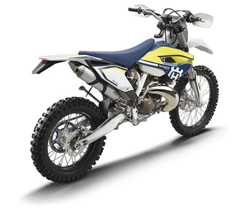 Review Husqvarna Te 250 by 2016 Husqvarna Te250 Review
