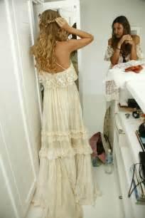 boho dresses wedding bohemian wedding boho wedding 2049202 weddbook