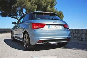 Audi A1 Tfsi 185 : essai audi a1 1 4 tfsi 185 ch s tronic s line bilan galerie photos actu automobile ~ Melissatoandfro.com Idées de Décoration