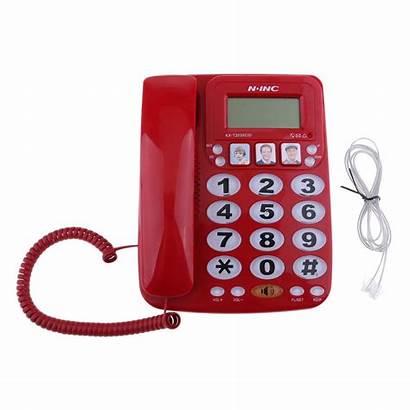 Telephone Corded Dial Phones Cord Landline Phone