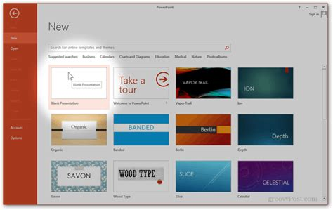 create new template in powerpoint make your own custom powerpoint template in office 2013