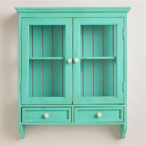 turquoise bathroom cabinet aqua maggie wall cabinet toilets turquoise and over toilet storage