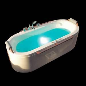Baignoire Balneo 2 Personnes : baignoire baln o lot jamaica nvs2 190x80cm ~ Dailycaller-alerts.com Idées de Décoration