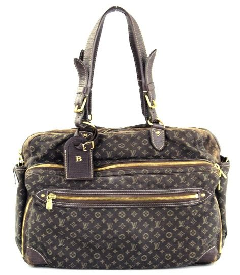 louis vuitton monogram idylle canvas baby diaper bag