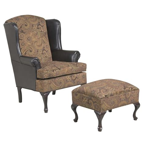 sofa chair and ottoman accent chairs with ottoman for a stylish look elegant