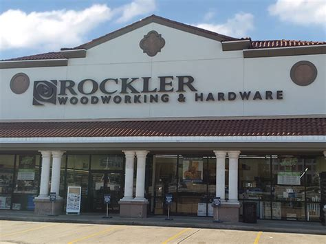 rockler houston woodworking supplies  texas