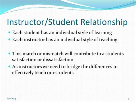 Fundamentals Of Instruction- Human Behavior