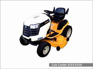 Cub Cadet Sltx1050 Lawn Tractor  Review And Specs