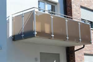 balkon aus glas anwendungsbeispiele gewerbeobjekte glasprofi24