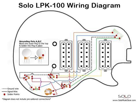 Guitar Wiring Diagrams Manuals