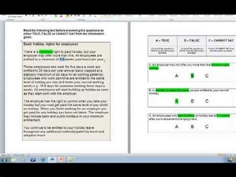 answer verbal reasoning tests youtube